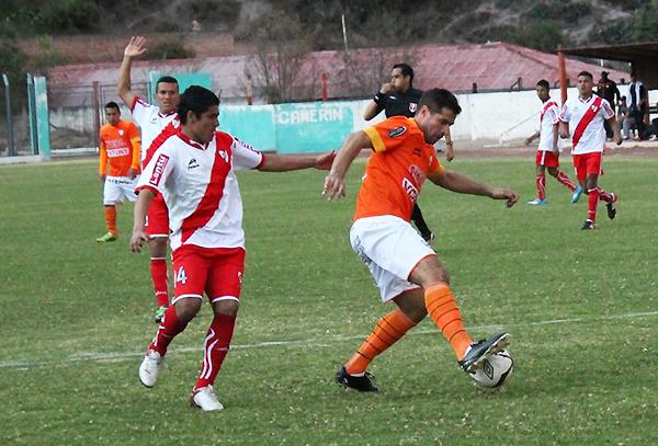 El conjunto naranja volvió a la irregularidad (Foto: Julio Aricoché / prensa ADFP-SD)