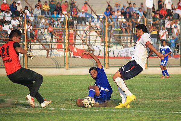 Karlo Sánchez se ganó el llamado a la selección Sub-20 (Foto: Diario de Chimbote)