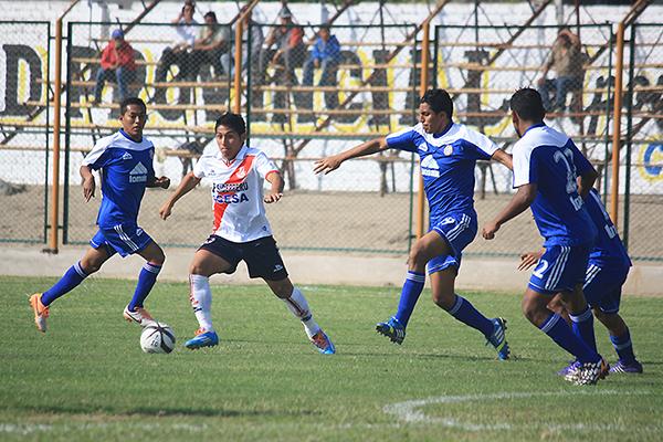 Bryan Rojas demostró tener condiciones, pero los minutos en Gálvez no fueron suficientes para ratificarlo (Foto: Diario de Chimbote)