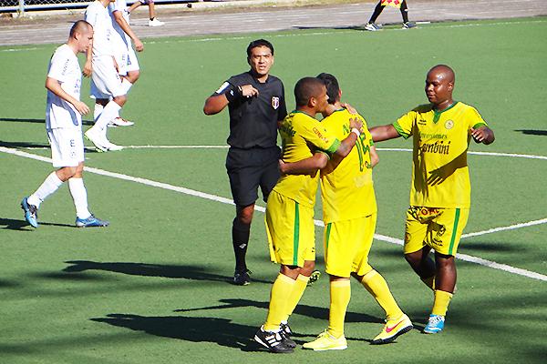 En la última parte del campeonato, San Alejandro terminó regalando puntos, como aquel empate de local con Ormeño. (Foto: Diario Ahora de Pucallpa)