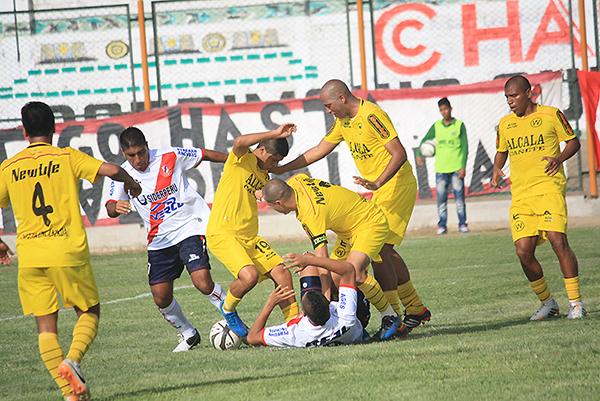 José Gálvez y Walter Ormeño deberán arrancar en las etapas departamentales de Áncash y Lima, respectivamente (Foto: Diario de Chimbote)