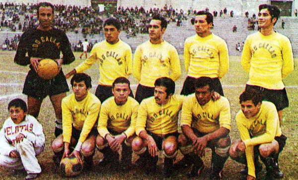 ADO (Cromo: álbum Ídolos 1969, Importadores Peruanos)