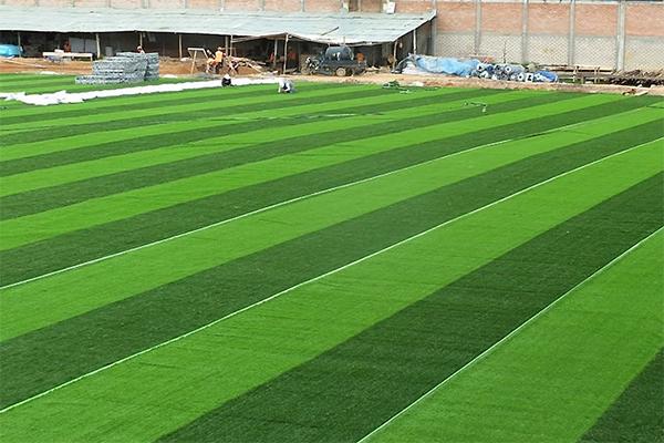 El estadio Juan Maldonado Gamarra está casi listo para ser estrenado en Segunda (Foto: Cutervo al Día)
