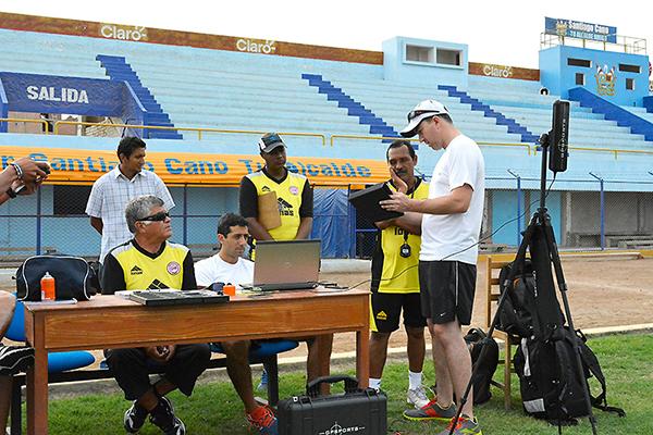 Pacífico se prepara con lo mejor de la tecnología para la disputa de la Segunda División 2015 (Foto: prensa Pacífico FC)