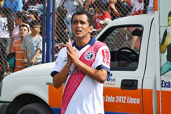 Deportivo Municipal se encomienda a Aldo Olcese, quien a sus 40 años se convierte en un referente (Foto: prensa ADFP-SD)
