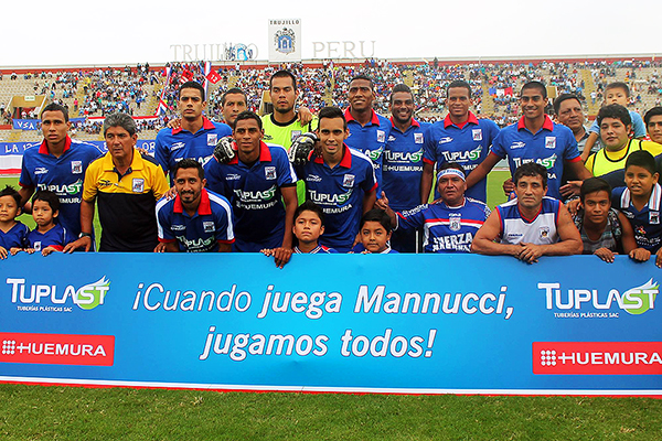 Mannucci (Foto: prensa Carlos A. Mannucci)