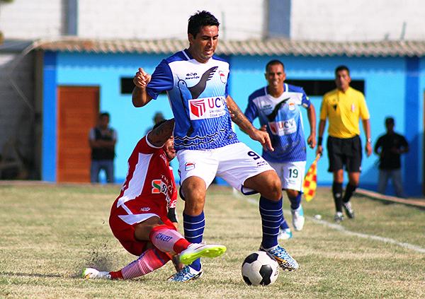 Willy Serrato presenta uno de los uniformes más peculiares en la Segunda (Foto: prensa Serrato Chavelines)