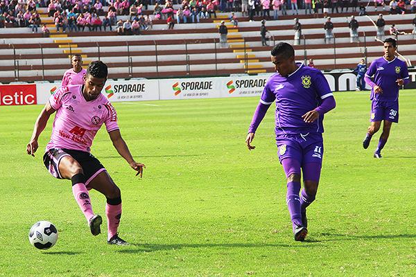 Comerciantes recibirá a Boys en la última jornada con ambos equipos con deducción de puntos confirmada. (Foto: Geraldine Estrada / Prensa Sport Boys)