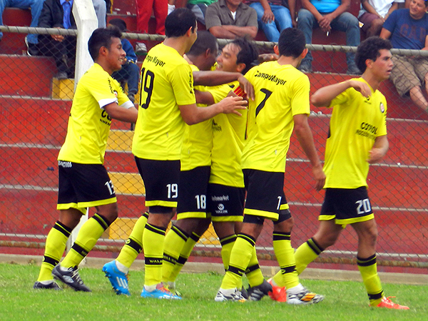 Coopsol ha sido animador constante de la Segunda División. (Foto: Mario Azabache / DeChalaca.com)