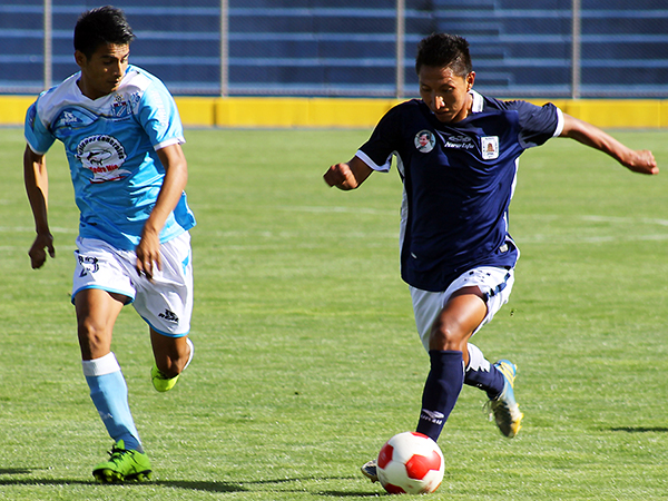 Alfredo Salinas podría integrarse a la Segunda División si prospera la posibilidad de los 16 equipos. (Foto: Iván Carpio / DeChalaca.com)