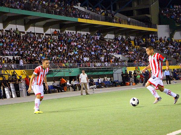 Sport Loreto tuvo el apoyo de su hinchada en Primera. (Foto: Davidson Arce / DeChalaca.com)