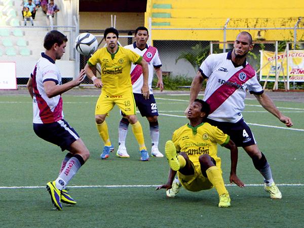 ¿Sport Loreto podrá superar lo hecho por San Alejandro en Segunda? (Foto: diario Ahora de Pucallpa)