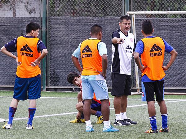 Pacífico FC prioriza el trabajo con jóvenes jugadores en sus distintas pruebas que viene promiviendo en la actualidad (Foto: Pacífico FC)