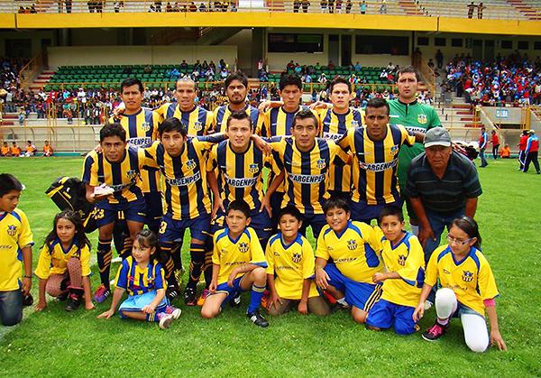 Sport Rosario está muy cerca de oficializar su presencia en la Segunda División (Foto: Alfredo Osorio)