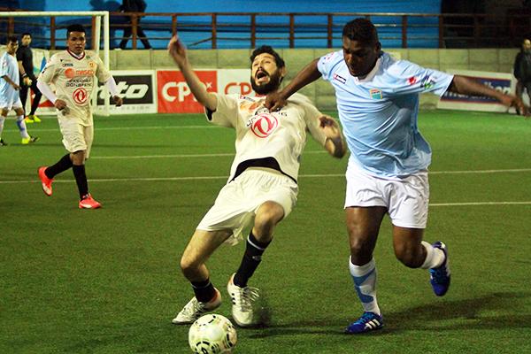 Vega descendió con Minero. Sin embargo, la Superliga le permite un objetivo personal. (Foto: Luis Chacón / DeChalaca.com)