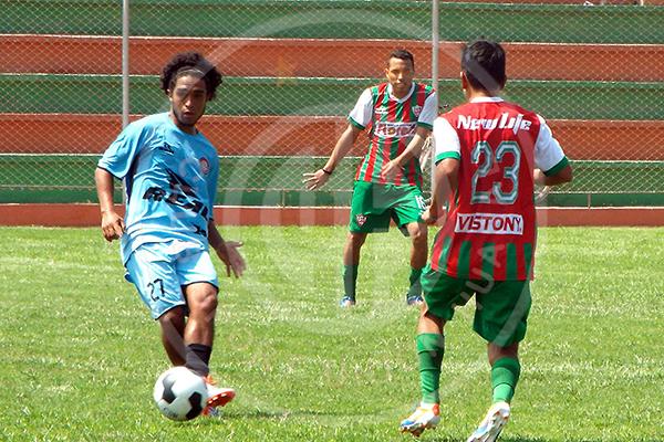 Unión Huaral jugó una serie de amistosos, lo que sugiere una temporada prometedora (Foto: prensa Unión Huaral)