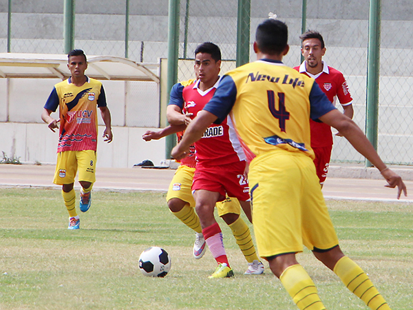 Foto: Fredy Mamani / Deportes Luminar