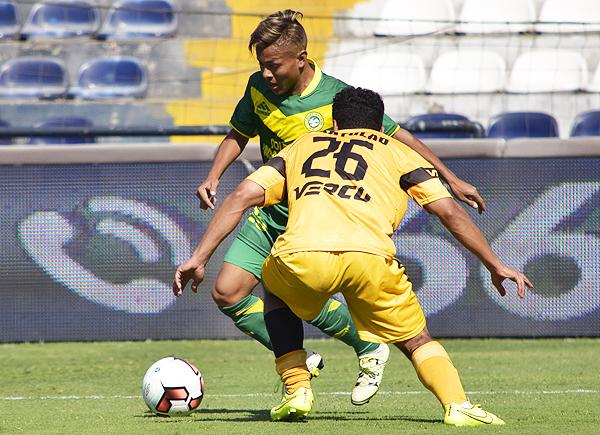 Sandro Rengifo fue el jugador más peligroso de Áncash. (Foto: Raúl Chávarry / DeChalaca.com)