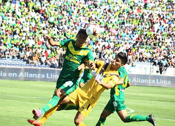 La última versión de Sport Áncash en el mejor momento de su historia disputó el ascenso a Primera con la Academia Cantolao en 2016 (Foto: Raúl Chávarry / DeChalaca.com)