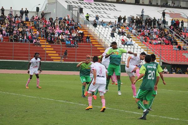 Unión Tarapoto tuvo un breve e infortunado paso por la Segunda División