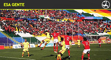 Composición fotográfica: Diego Gonzales / DeChalaca.com