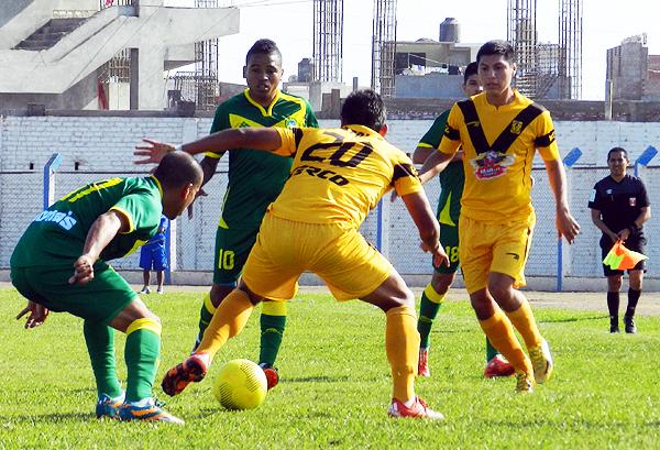 El Cantolao - Áncash se jugará en Matute a als 15:00 del domingo 11. (Foto: Mario Azabache / DeChalaca.com)