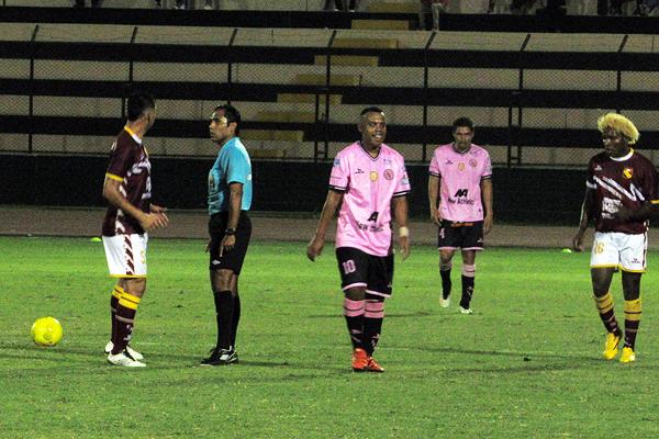 Carlos Elías fue la figura del partido y el autor del gol que puso a Boys a 7 de Torino. (Foto: Aldo Ramírez / DeChalaca.com)