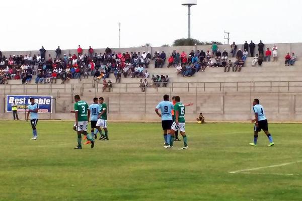 Serrato no pasó los 800 espectadores. (Foto: José Machuca)
