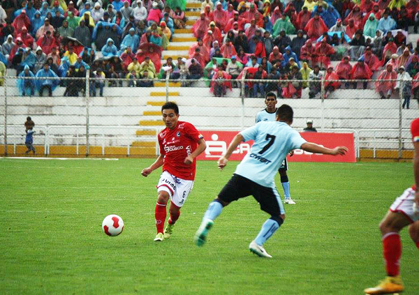 Cienciano pudo obtener un resultado mayor ante Serrato. (Foto: prensa Cienciano)