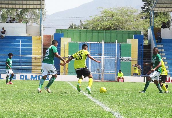 José Zurita fue uno de los más incisivos en el ataque de Coopsol. (Foto: Miguel Ángel Yequé)