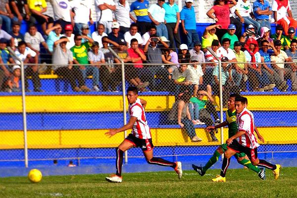 El Julio Lores Colán tuvo un marco regular de público ante Sport Áncash, líder del torneo. (Foto: Georgina Carlos)