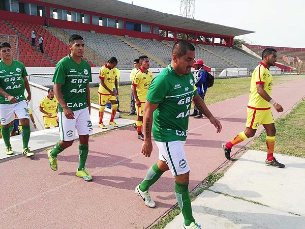 Los Caimanes y Santa Rosa se quedaron sin opciones de llegar al título antes de la última fecha. (Foto: prensa ADFP-SD)