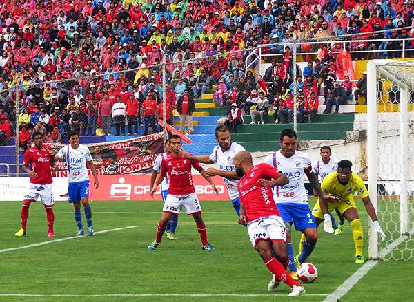 El Cienciano - Mannucci fue el partido con más asistencia en la historia de Segunda. (Foto: César Condori / DeChalaca.com)