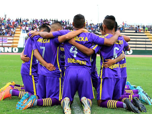 Representando a Concepción, Sport La Vid tiene posibilidades de jugar la Segunda División. (Foto: Luis Chacón / DeChalaca.com)