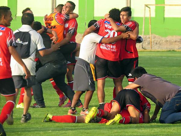 Unión Tarapoto ya supo jugar en Primera División. (Foto: César Condori)