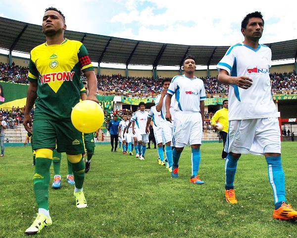 Sport Áncash y Cultural Santa Rosa pueden tener destinos distintos. (Foto: Panorama Huaraz)