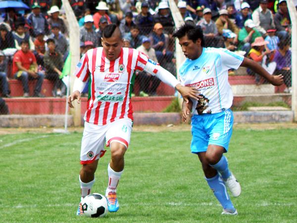 Cuando Fuerza Minera perdió la final de la Copa Perú 2014, tuvo la opción de jugar la Segunda División, pero decidió no integrarse. En adelante no se podrá esto. (Foto: Iván Carpio / DeChalaca.com)