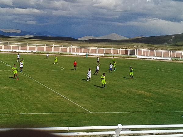 En Espinar apoyarán a Alfredo Salinas hasta el final. (Foto: Inka Deportes Espinar)