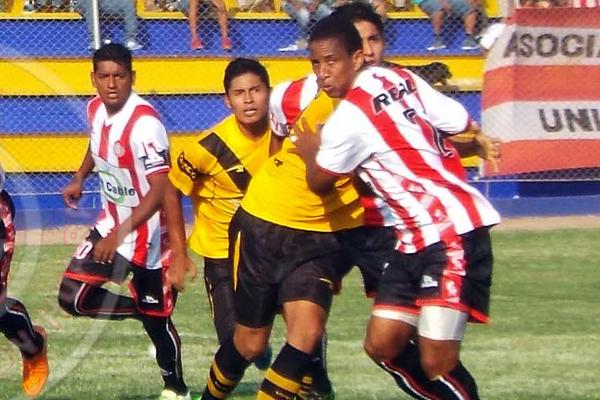 Huaral ha mostrado cosas importantes en ataque. (Foto: prensa Unión Huaral)
