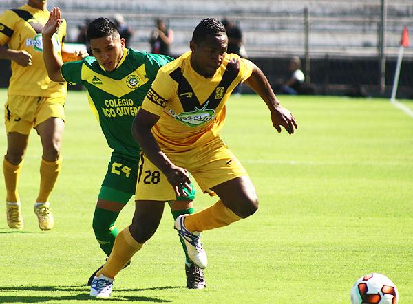 Collazos fue clave en la parte final del torneo y en la definición ante Áncash en Matute. (Foto: Pedro Monteverde / DeChalaca.com)