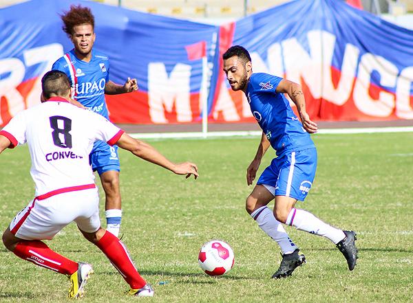 Pappano fue la figura de Mannucci en la Segunda 2016. Ahora es tentado por clubes de Primera. (Foto: La Industria de Trujillo)