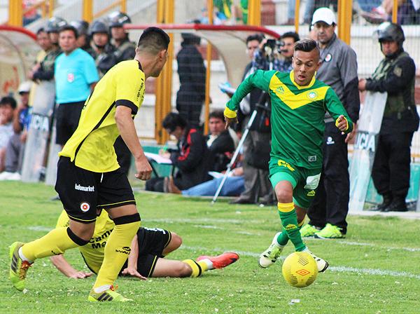 Foto: Antony Cúper / Visión Deportiva Huaraz