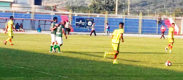 Los Caimanes ganó en su último partido ante Sport Loreto. Sin embargo, el perder puntos genera tensión. (Foto: Prensa ADFP-SD)
