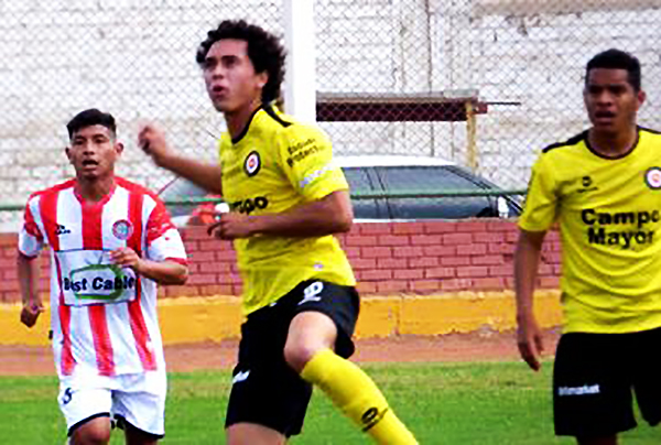 José Gómez fue el jugador más importante en el empate de Coopsol. (Foto: Georgina Carlos)
