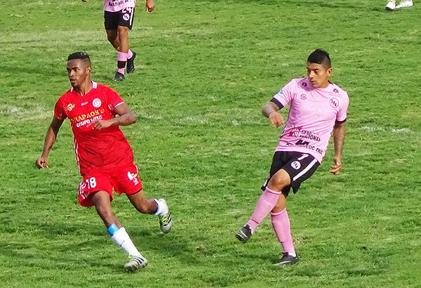 Sport Boys se enfrentó el fin de semana a Miguel Grau dirigido por el 'Chorri' Palacios. (Foto: Miguel Lagos / Deporte Total Abancay)