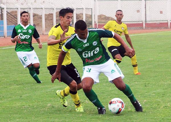 Germán Alemanno llegó a Coopsol en busca del ascenso. (Foto: Prensa Coopsol)