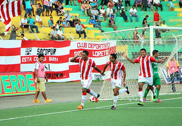 Sport Loreto tendrá que abandonar, durante todo el mes de abril, el estadio Aliardo Soria Pérez (Foto: Davidson Arce)