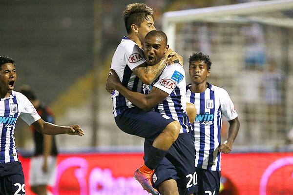 Alianza Lima viene pactando una serie de amistosos ante equipos de Segunda División. (Foto: ANDINA)