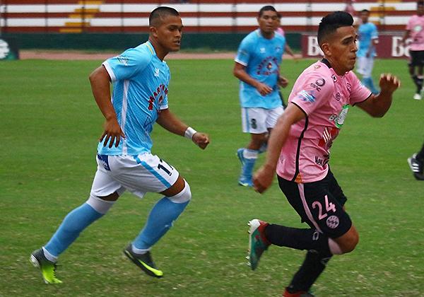 Rondán (Foto: prensa Sport Boys)