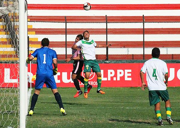 Alexander Fajardo no la pasó bien habiendo fichado por Áncash: tuvo que asumir el descenso de la 'Amenaza' (Foto: Julio Aricoché / prensa ADFP-SD)